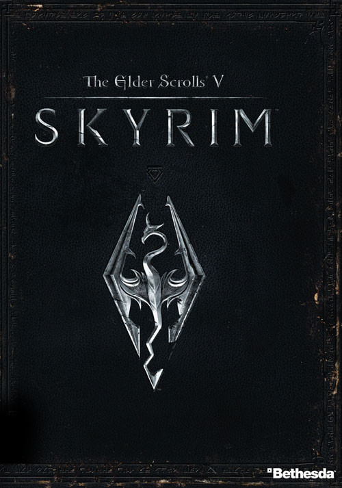 The Elder Scrolls V: Skyrim - Packshot