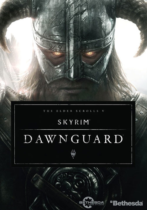 The Elder Scrolls V: Skyrim - Dawnguard - Packshot
