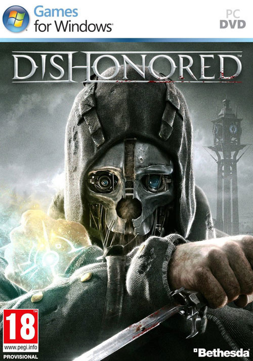 Dishonored - Packshot