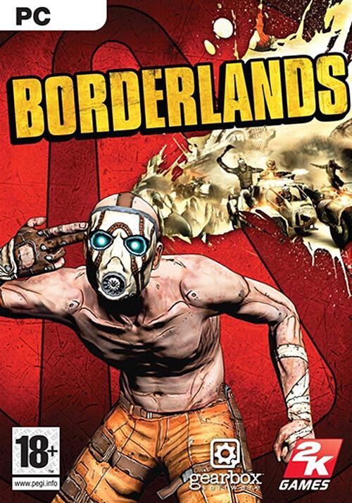Borderlands - Packshot