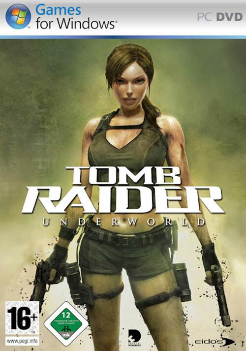 Tomb Raider Underworld - Packshot