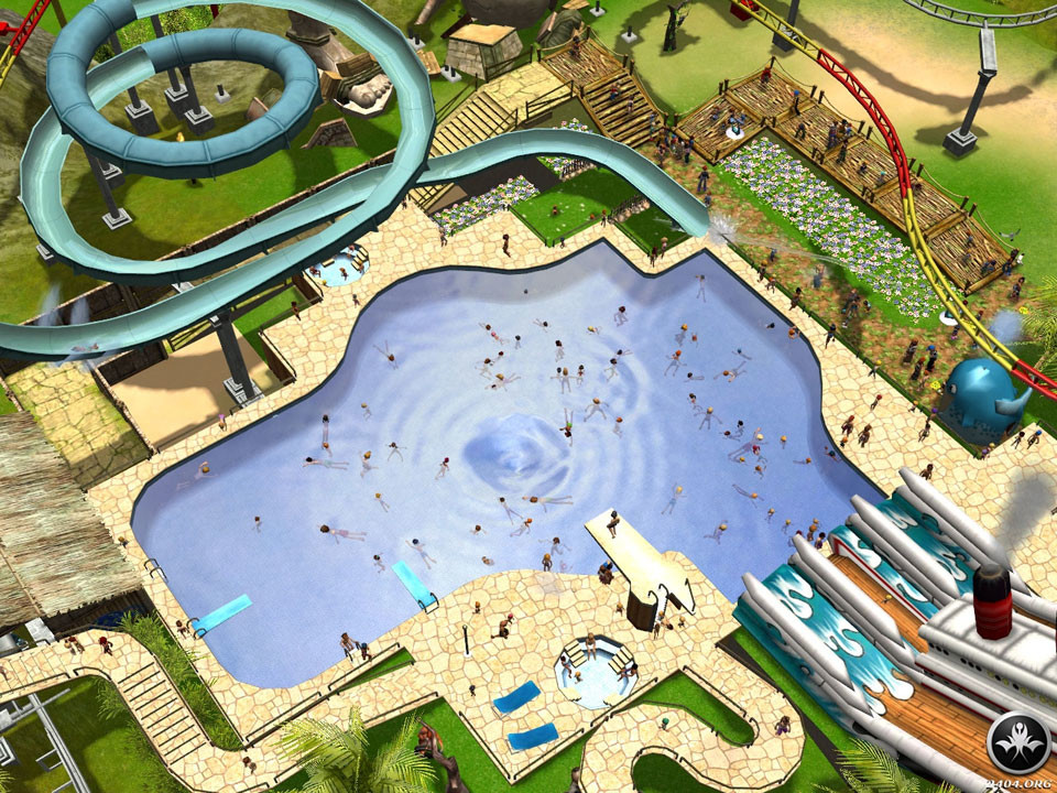 Roller coaster tycoon free download full version ( rollercoaster.