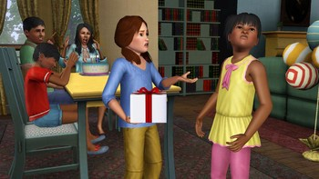 Screenshot3 - The Sims 3 Generations download