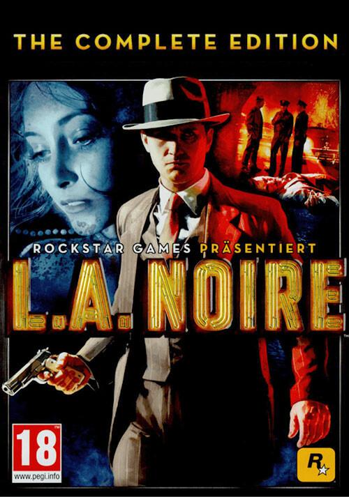 L.A. Noire: The Complete Edition - Packshot