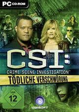 CSI Fatal Conspiracy - Packshot