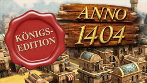 Anno 1404: Königs-Edition