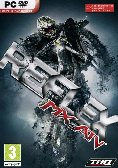 MX vs. ATV Reflex - Packshot